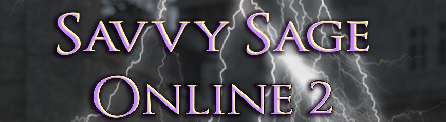 Savvy Sage Online 2 Coming September 17th