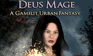 New book out, Deus Mage